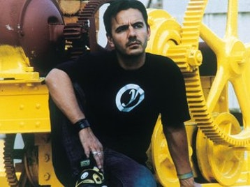 Laurent Garnier artist photo