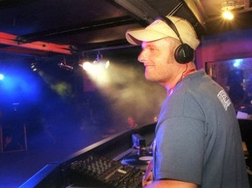 Dance Years: Dave Pearce picture