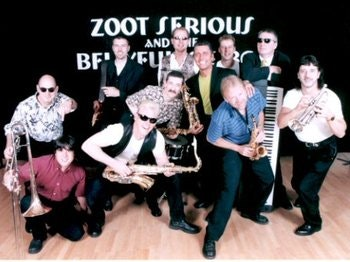 Zoot Serious And The Bellyful Of Bop Tour Dates