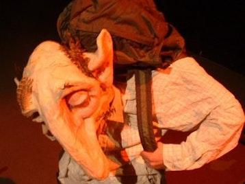 Norwich Puppet Theatre artist photo