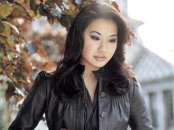 Sarah Chang artist photo