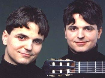Katona Twins Guitar Duo Tour Dates