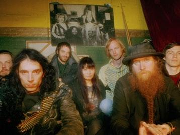 No-Neck Blues Band artist photo
