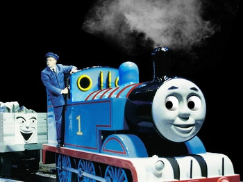 picture regarding Thomas and Friends Printable Faces named Thomas And Close friends Excursion Dates Tickets Ents24