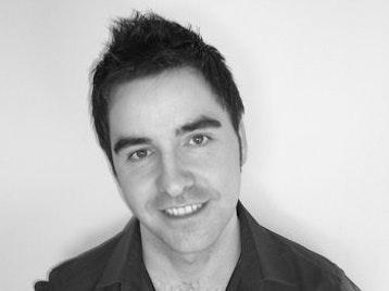 Darren Brittain artist photo