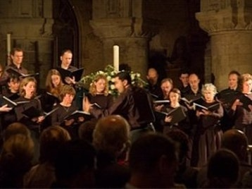 Best Of British Choral Music: Canticum picture