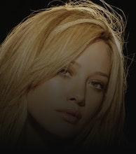 Hilary Duff artist photo