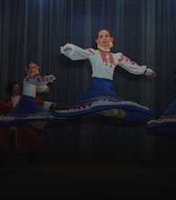 Russian Cossack State Dance Company artist photo