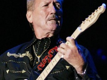 James Burton artist photo