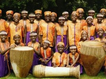 African Children's Choir artist photo