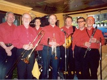 The Severn Jazzmen artist photo