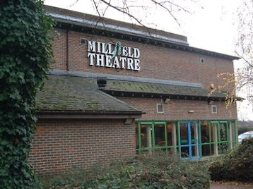 Millfield Theatre venue photo