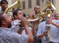 Original Kocani Orkestar artist photo