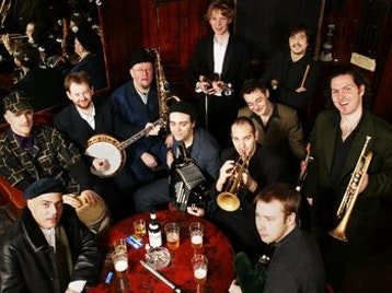 Salsa Celtica artist photo