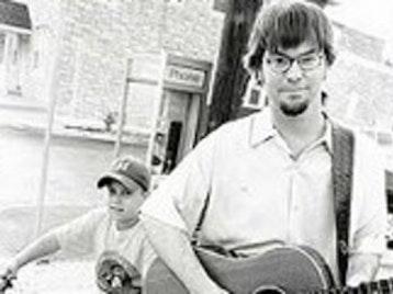 Jay Farrar artist photo