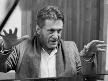 Keith Tippett artist photo