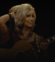 Emmylou Harris artist photo