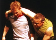 DV8 Physical Theatre artist photo