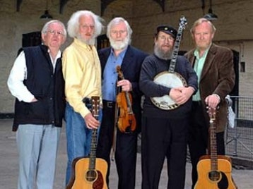 The Dubliners artist photo