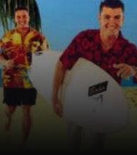 Baha Beach Boys artist photo