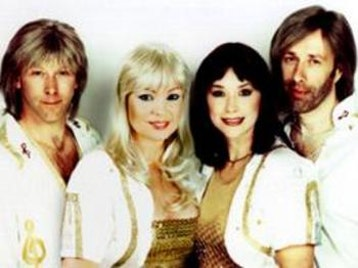 Bootleg Abba artist photo