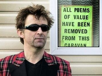 Latitude Poetry Club: Elvis McGonagall picture