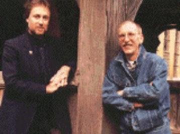 Mick Ryan & Pete Harris artist photo