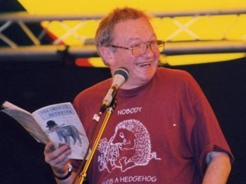Warwick Folk Club: Les Barker picture