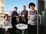 Belcea Quartet artist photo