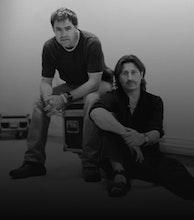 Steve Knightley and Martyn Joseph artist photo