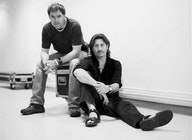 Steve Knightley and Martyn Joseph artist photo