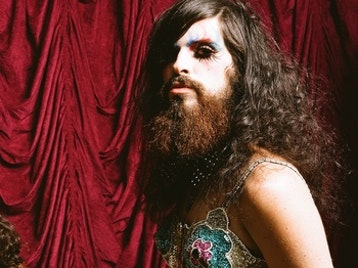 Devendra Banhart artist photo