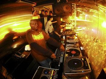 DJ Spen Tour Dates