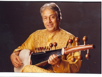 Amjad Ali Khan and Sons: Amjad Ali Khan, Amaan Ali Khan & Ayaan Ali Khan picture