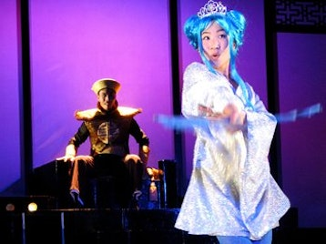 Why The Lion Danced: Yellow Earth Theatre Company picture
