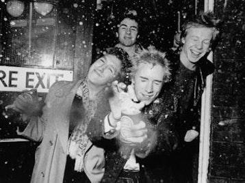 Sex Pistols artist photo