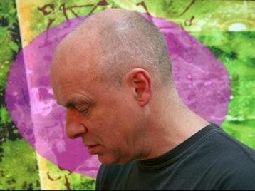 Brian Eno artist photo