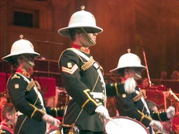 Royal Marines Big Band artist photo