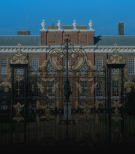 Kensington Palace artist photo