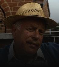 Clive Swift artist photo