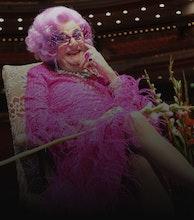 Dame Edna Everage artist photo