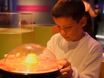 Science Museum venue photo