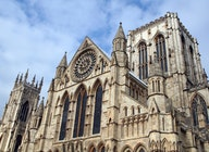 York Minster Cathedral artist photo