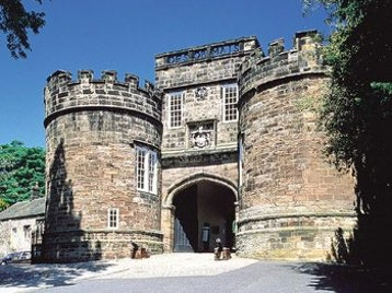 Skipton Castle venue photo