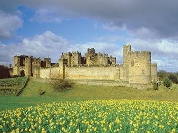 Alnwick Castle picture
