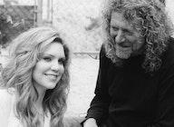 Robert Plant & Alison Krauss artist photo