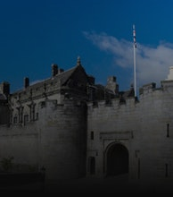 Stirling Castle artist photo