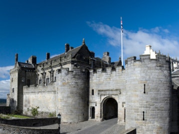 Stirling Castle picture