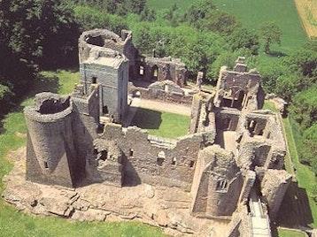 Goodrich Castle venue photo