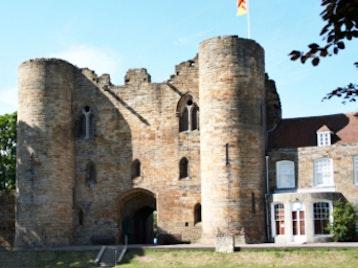 Tonbridge Castle picture